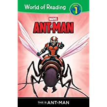 This Is Ant-Man (orld of Reading, Level 1: Ant-Man)