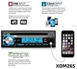 Dual Electronics XDM265 Multimedia Detachable 3.7