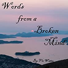 Words from a Broken Mind Audiobook by Vic Watts Narrated by Barry Schwam