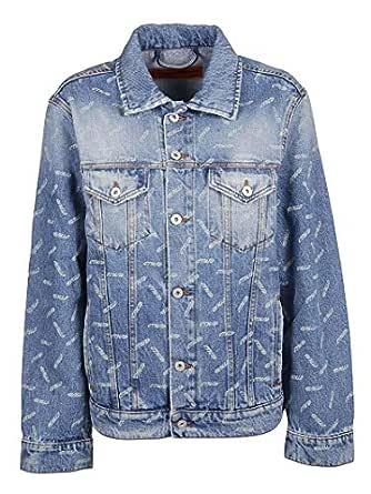 HERON PRESTON Luxury Fashion Womens HWEA017R196410193101 Light Blue Outerwear Jacket | Season Outlet