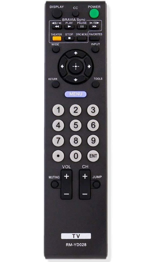 Control Remoto ALLIMITY RM YD028 Sony Bravia TV KDL 26L50...