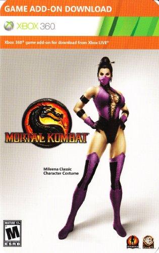 Mileena Classic Character Costume Download Mortal