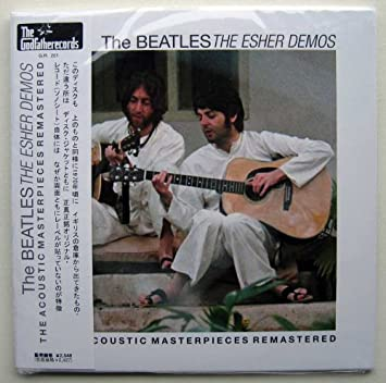 The Beatles - The Beatles - THE ESHER DEMOS - Audio Cd MLPS