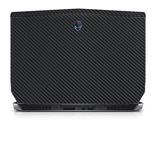 Black Carbon Fiber Skin Decal Wrap Skin Case For Dell