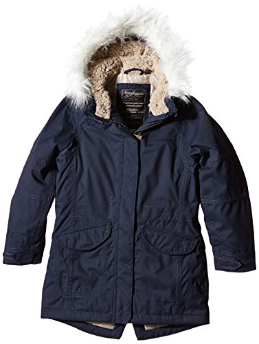 Craghoppers Girls Kyle Parka, Soft Navy, Age 9-10 from Craghoppers