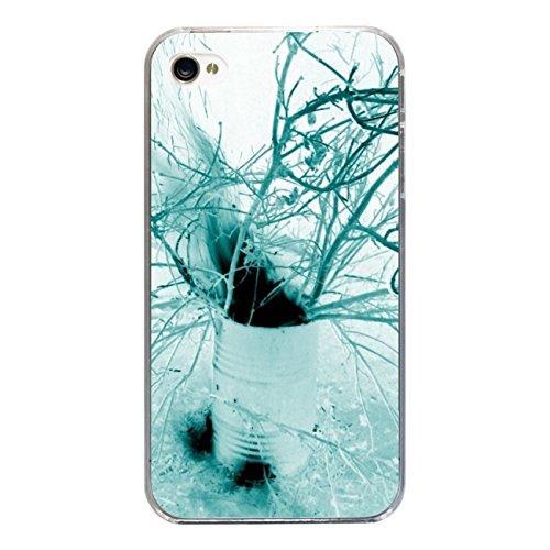 "Disagu Design Case Coque pour Apple iPhone 4 Housse etui coque pochette ""Crazzy"""