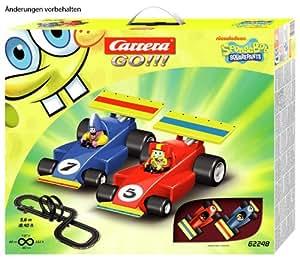 Carrera - Vehículo de juguete Bob Esponja (20062248) (Surtido)