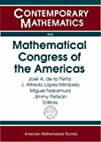 img - for Mathematical Congress of the Americas (Contemporary Mathematics) book / textbook / text book
