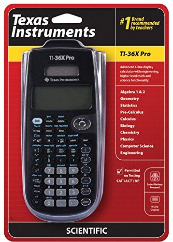 Texas-Instruments-TI-36X-Pro-EngineeringScientific-Calculator