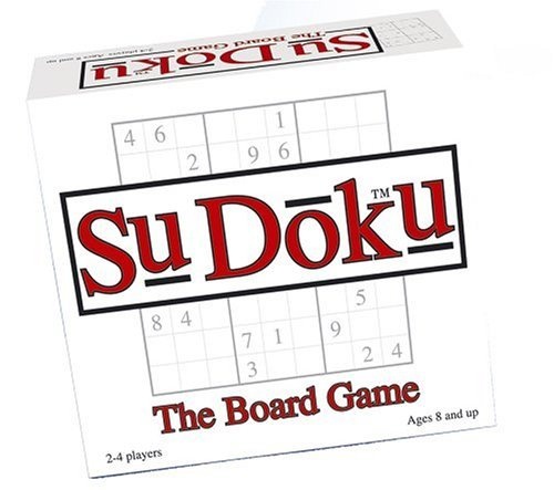 Sudoku - The Board Game by Paul Lamond Games