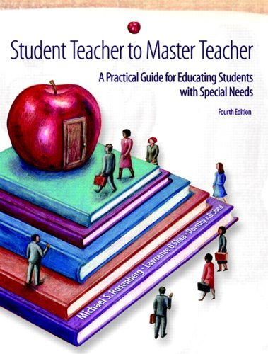 By Michael S. Rosenberg - Student Teacher to Master Teacher: 4th (fourth) Edition