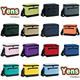 Cheap Yens Fantasybag Deluxe Lunch Box Cooler Bag Cooler,6CP-2706 (Teal)