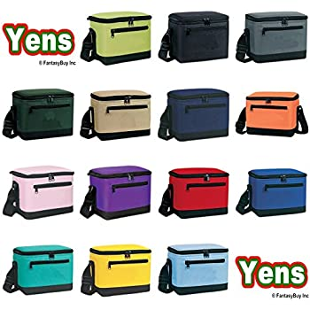 Yens® Fantasybag Deluxe Lunch Box Cooler Bag Cooler,6CP-2706 (Grey)
