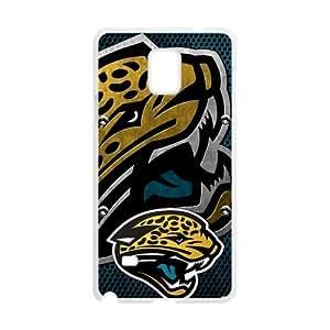 Jacksonville Jaguars Samsung Galaxy Note 4 Hard Back Case Cover