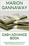 Cash Advance Book: 24 Shocking Facts You Must Know Before Getting Payday Loans