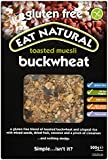 Eat Natural Buckwheat Toasted Muesli 500 g (Pack of 3)