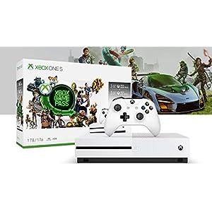 Xbox One S 1TB Console – Starter Bundle