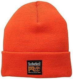Timberland Pro Men\'s Watchcap, Blaze Orange, One Size
