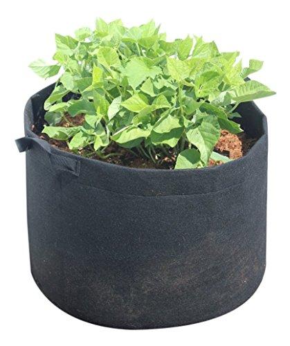 5 gallon plastic potting bag - 5