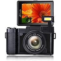 Digital Camera Vlogging Camera handheld camcorder Full...