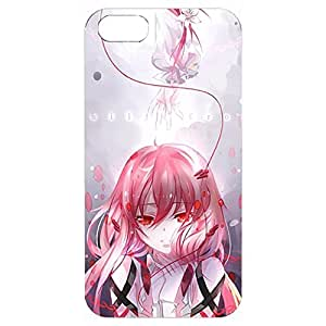 Seductive Guilty Crown Phone Case Protective Phone Cover for Iphone 4 4s