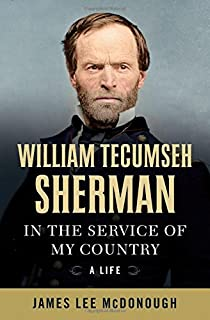Book Cover: William Tecumseh Sherman: In the Service of My Country: A Life