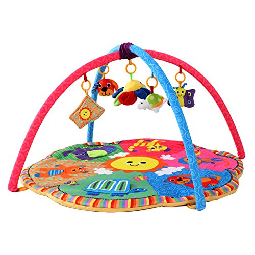 Dovewill Baby Toys Animals Educational Crawling Activity Mat Play Gym Carpet Puzzle Mat - Animals, as described by Dovewill