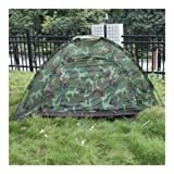 AGPTEK-Folding-Tent-Waterproof-Four-Seasons-Fiberglass-Outdoor-Camping-Camouflage-Hiking