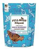 Cheap Full Moon Artisanal All Natural Human Grade Dog Treats, Maple Blueberry, 6