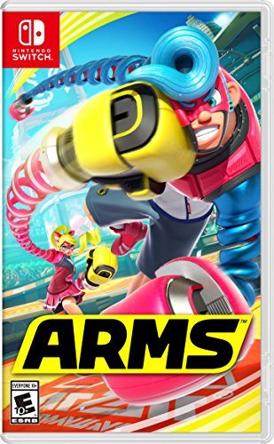 ARMS - Nintendo Switch (Arm And Switch)