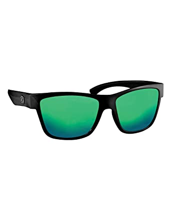 79a50cbb31c Manbi Adult Fuse Mirror Sunglasses - Black Crystal Green  Amazon.co ...