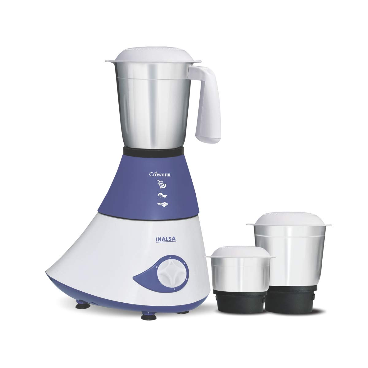 6. Inalsa Crown Mixer Grinder