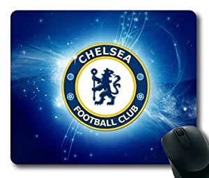 Football Logo Chelsea FC Mouse Pad/Mouse Mat Rectangle by ieasycenter