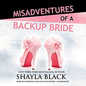Misadventures of a Backup Bride Audiobook