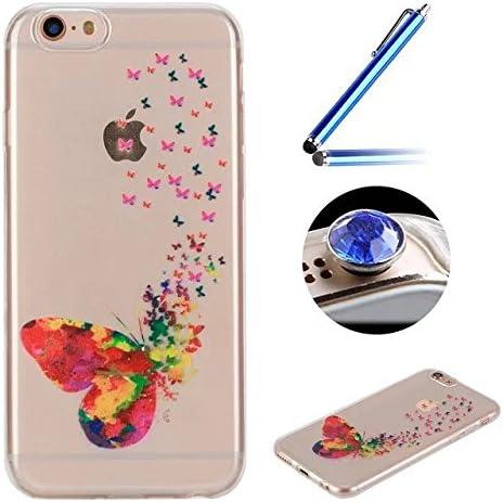 cover iphone 6 trasparente colorata