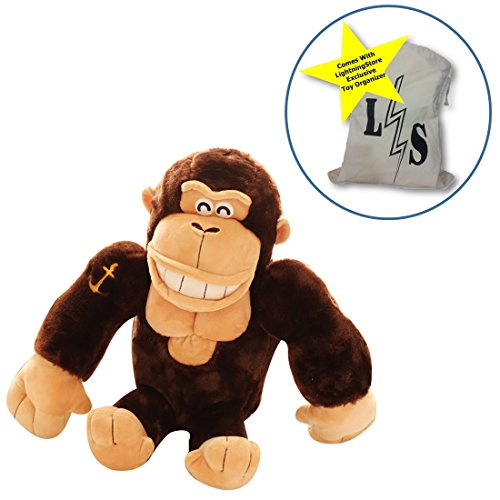 Light (Sock Puppet Costume Monkey)