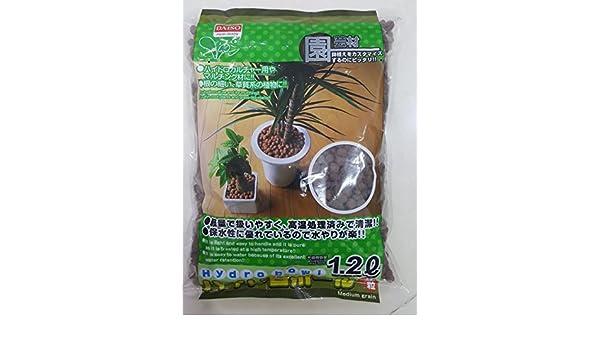 cf Piedra de pómez artificial para jardinería hidrocultura, Mulching, alquiler de agua, plantas cultivadoras de medios: Amazon.es: Jardín