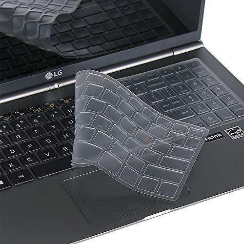 Premium Ultra Thin Keyboard Cover Compatible 17 Inch LG Gram 17Z990 Ultra-Lightweight Laptop - TPU
