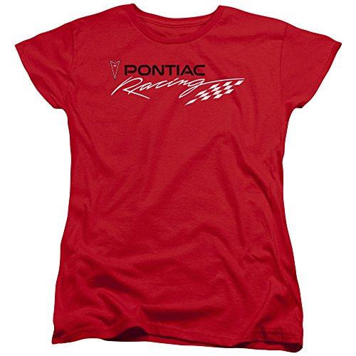 Sons of Gotham Pontiac Red Pontiac Racing Women's T-Shirt 2XL