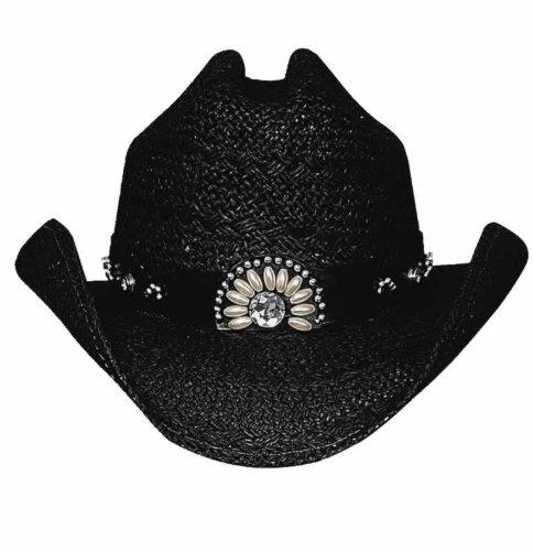 Bullhide Itchygoonie Western Straw Hat