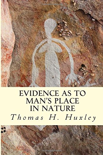 Download Evidence as to Man's Place In Nature Text fb2 ebook