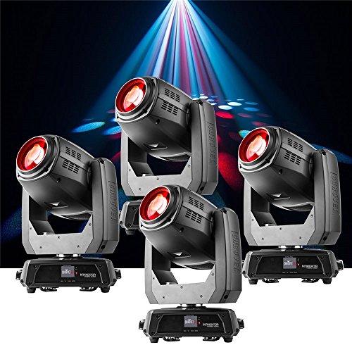 or Hybrid 140SR Moving Head Light 4-Pack (Hybrid Moving Head)