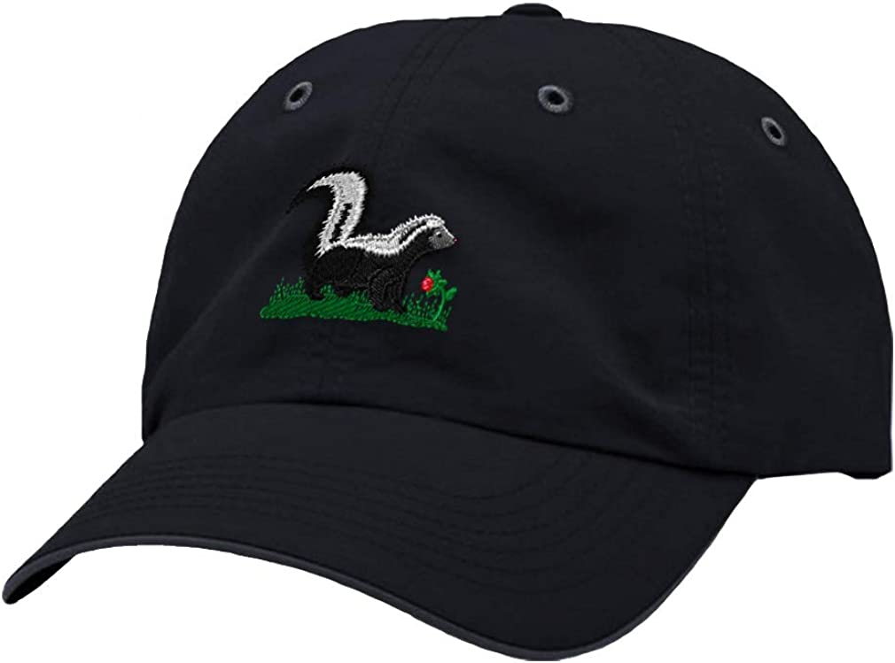 Custom Richardson Running Cap Skunk A Embroidery Animal Name Polyester Hat