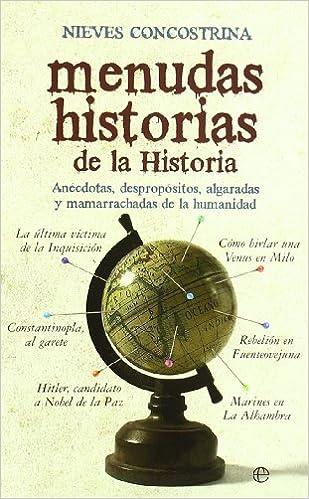 Menudas historias de la Historia Bolsillo la Esfera: Amazon.es ...