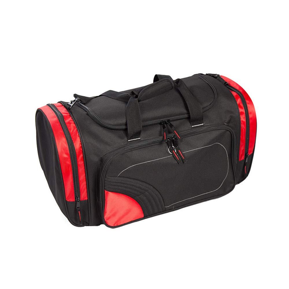 Maybesky Qualitäts Turnbeutel Sporttasche Wochenende Reisetasche Handgepäck mit separatem Schuhfach für Männer und Frauen Schuhfach für Männer und Frauen B07NYYBNHK Klassische Sporttaschen Vollständige Spezifikationen