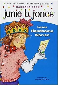 Book Junie B. Jones Loves Handsome Warren