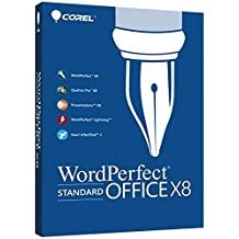 Corel WordPerfect Office X8 Standard