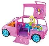 Polly Pocket Cruisin Pet Spa Vehicle, Baby & Kids Zone