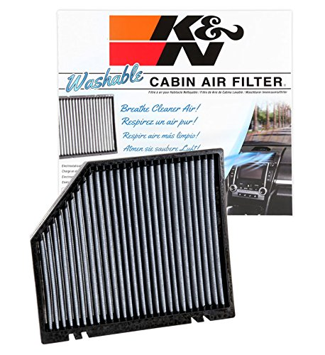 VF3009 K&N CABIN AIR FILTER (Cabin Air Filters):