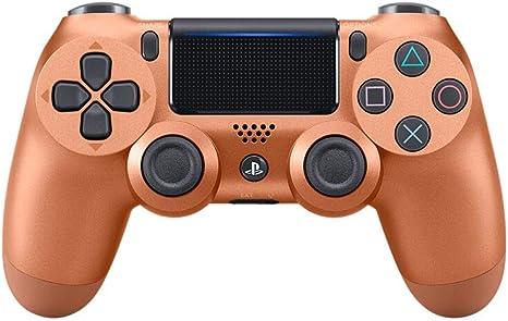 SXHX Controlador inalámbrico DualShock 4 para Playstation 4-Copper: Amazon.es: Electrónica
